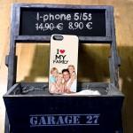 i-Phone 5/5s - Cover personalizzata