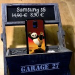 Samsung s5- Cover personalizzata