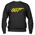 Agente 007 | Felpa