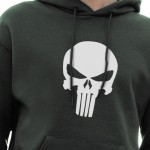 The Punisher | Felpa