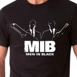 Men in Black | T-shirt  1