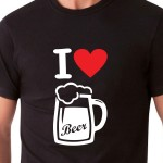 I LOVE BEER | T-shirt 01