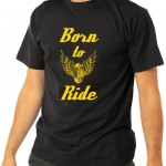 Born to ride 2 | T-shirt