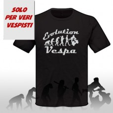Evolution Vespa 2   T-shirt