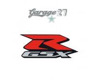 GSX-R | Sticker sagomato da 10 cm