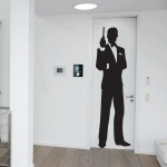 James Bond 58X200cm