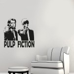 Pulp fiction 50x50 cm
