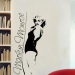 Marilyn Monroe 63x120 cm