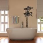 Bamboo 55x102 cm