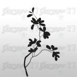 Ramo in fiore 25x48 cm