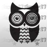 Gufo 16x21 cm - Spioncino