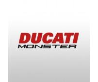 DUCATI Monster  | Sticker sagomato da 6 cm