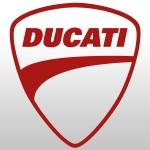 Stemma DUCATI  | Sticker sagomato da 6 cm