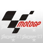 Moto GP  | Sticker sagomato da 6 cm