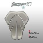 Paraserbatoio personalizzato - 14