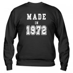 Made in 19..   Felpa compleanno