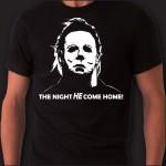 Michael Myers - Halloween    T-shirt