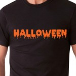 Halloween Blood   T-shirt