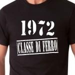 197..Classe di Ferro | T-shirt compleanno