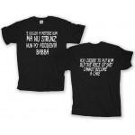 E VOGLIA A METTERE RUM...| T-shirt