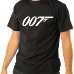 Agente 007| T-shirt