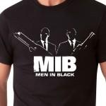 Men in Black | T-shirt  1