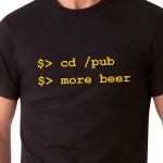 Informatic Beer | T-shirt