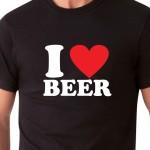 I LOVE BEER | T-shirt 02