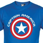 Captain America | T-shirt