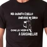 Vespa a garganella | T-shirt