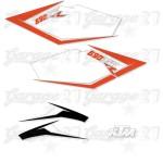 KTM 690 R -Kit stickers