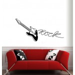 Chitarra rock - 143x68 cm