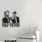 Pulp fiction 50x50 cm