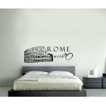 Rome with Love - 163x58 cm