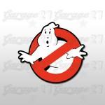 Ghostbusters  - Sticker plastificato da 10 cm